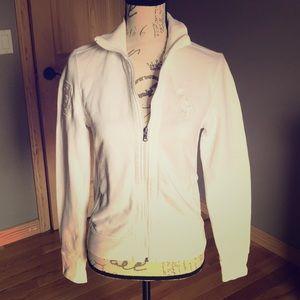 Ralph Lauren Sport   Full Zip Sweatshirt